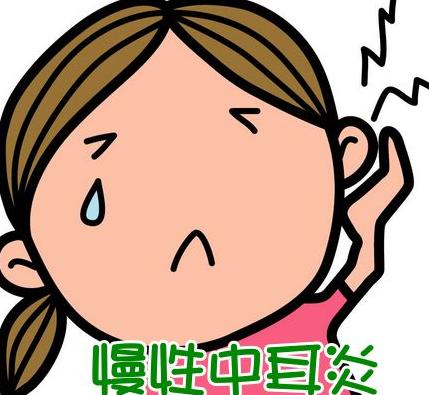 慢性中耳炎的并发症及治疗