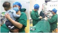 1月19日龚树生教授来我院开展人工耳蜗植入手术