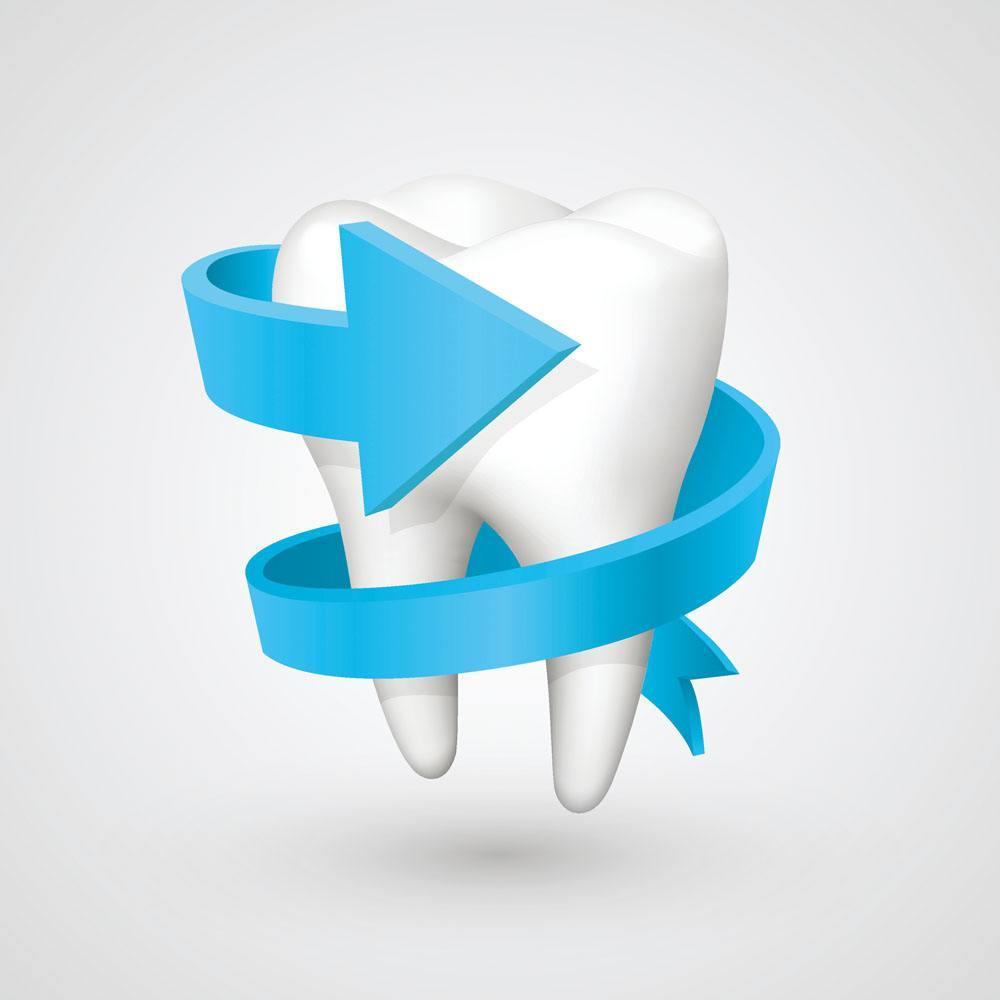 引起牙齿变色的常见症状