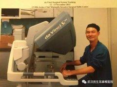 民生有望引进达芬奇机器人手术 将与国际顶尖医学同步